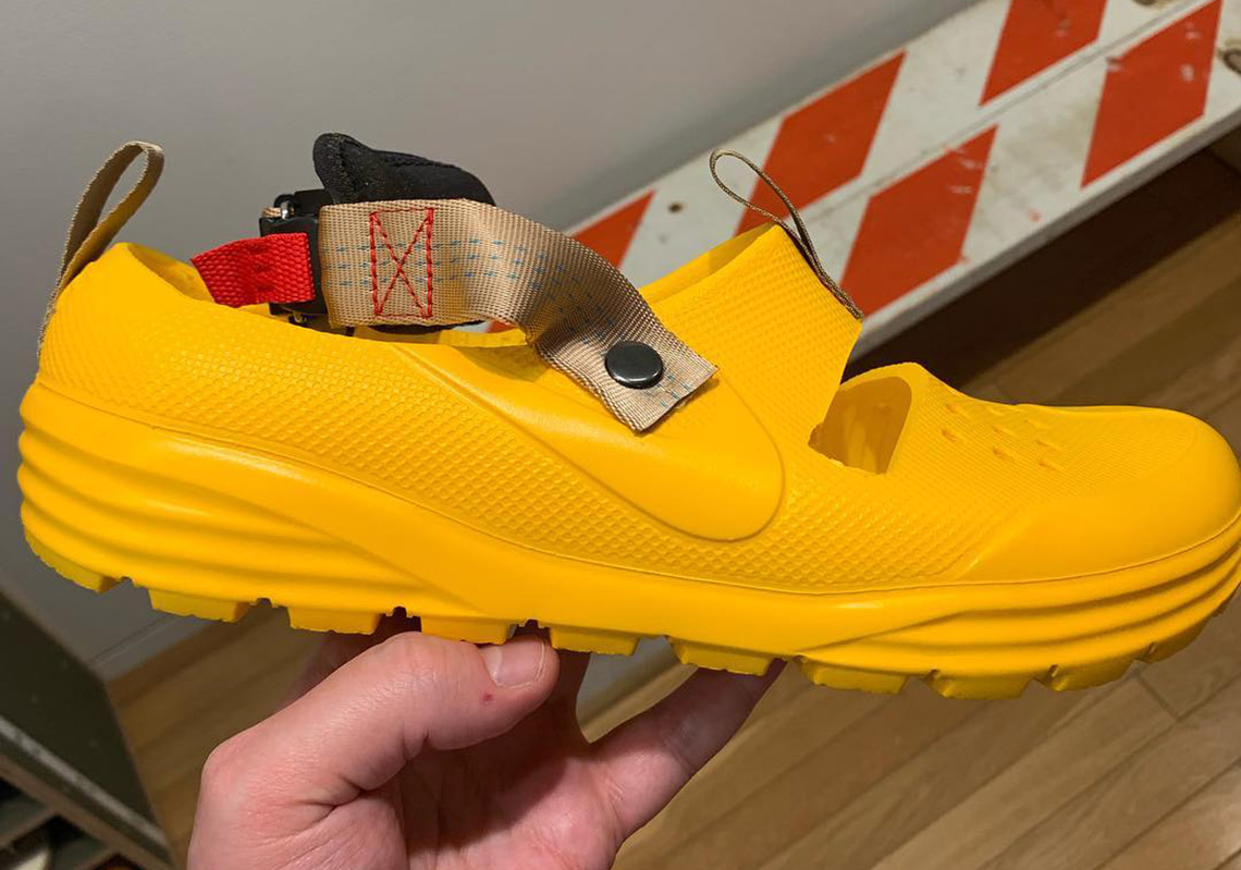 Tom Sachs Solarsoft Sandal First Look +