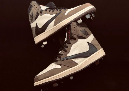 Clint Frazier, The PJ Tucker Of The MLB, Reveals Custom Travis Scott Air Jordan 1 Cleats