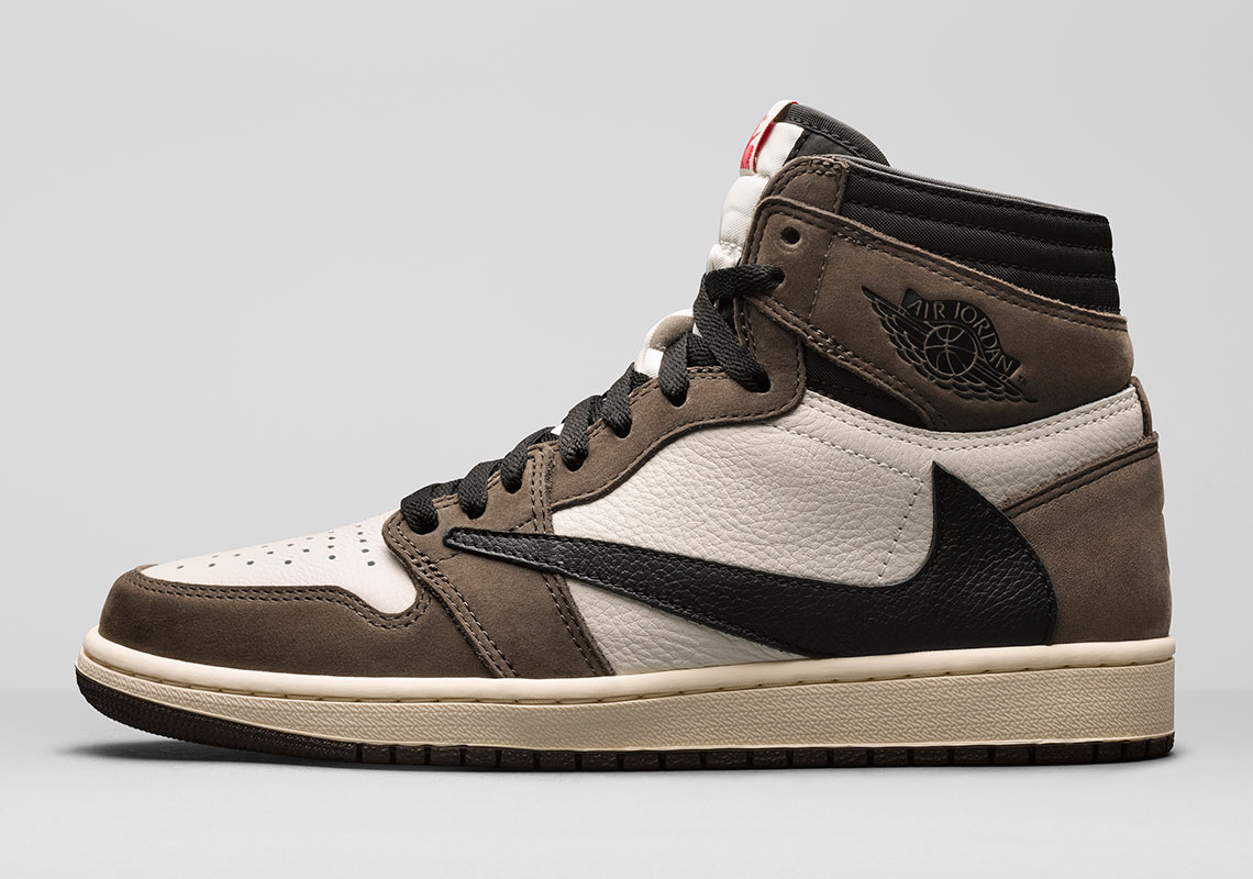 d23ef20acc0 Travis Scott Air Jordan 1 Official Release Date | sneakerNews.com