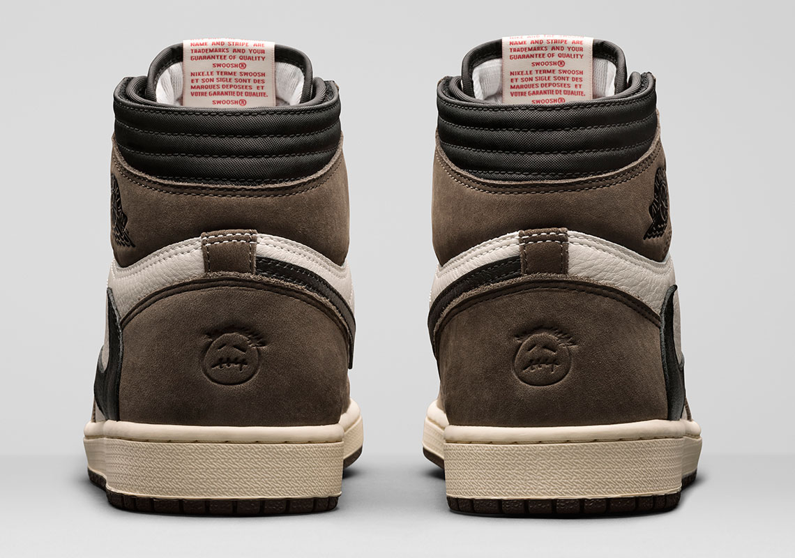 e02c0e7e0ccc8e Travis Scott Air Jordan 1 Official Release Date