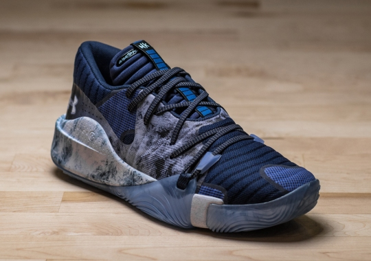 Dennis Smith Jr.'s UA Anatomix Spawn Is Inspired By Mortal Kombat's Sub-Zero