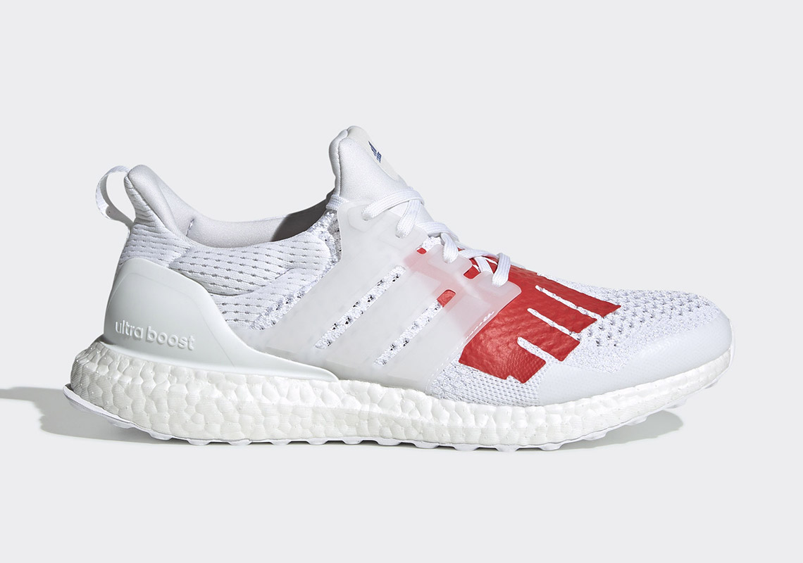 Official Images Of The Undefeated x adidas Ultra Boost 1.0
