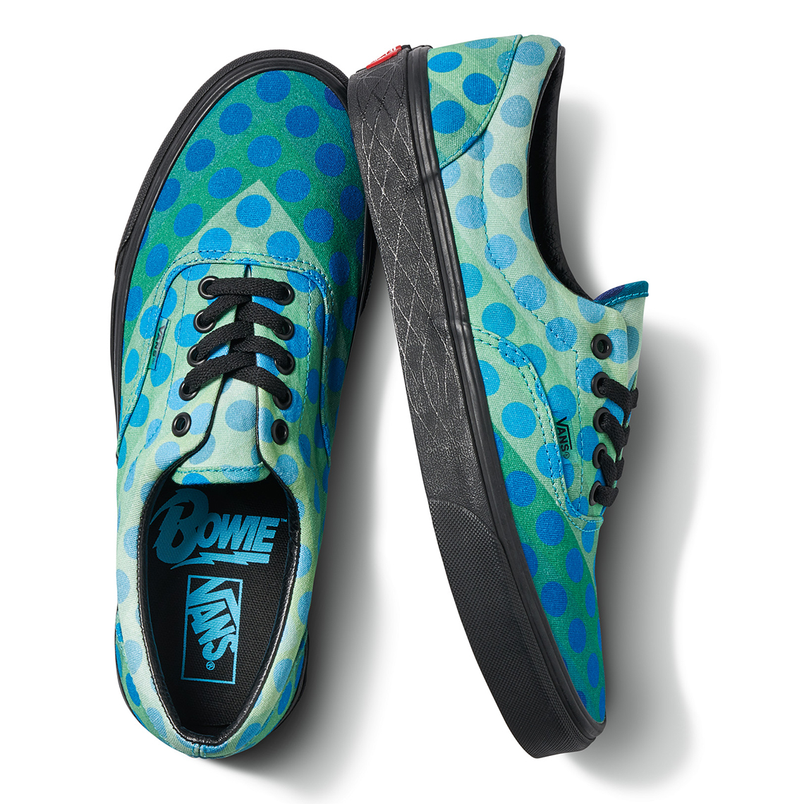 David Bowie Vans Collection Release Info Sneakernews Com