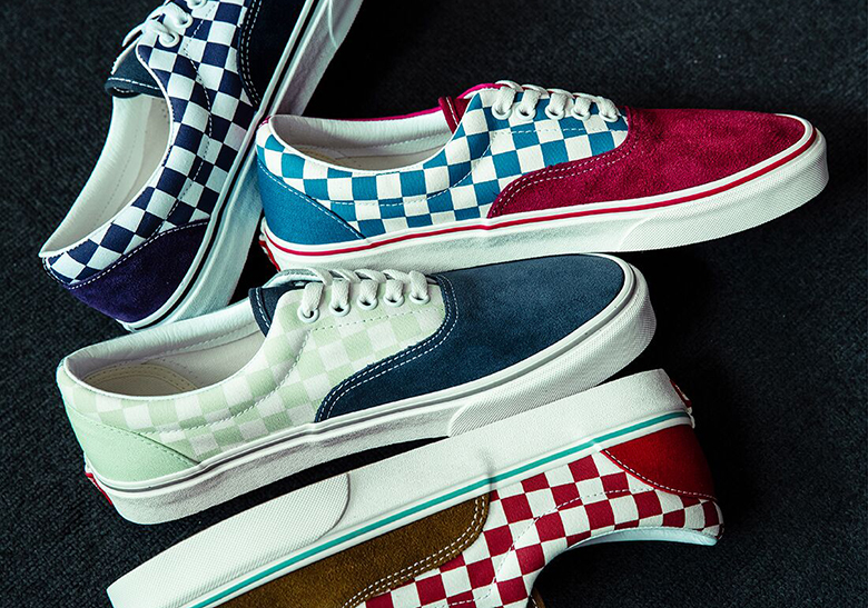 Vans Era Mix And Match Pack Release