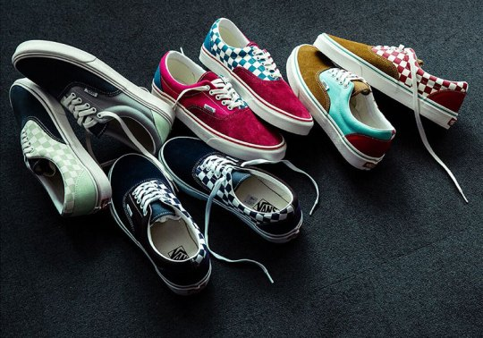 Vans Presents The Era In The Mix And Match Pack