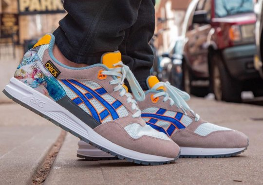 Vivienne Westwood's ASICS GEL-Saga Collaboration Is Revealed