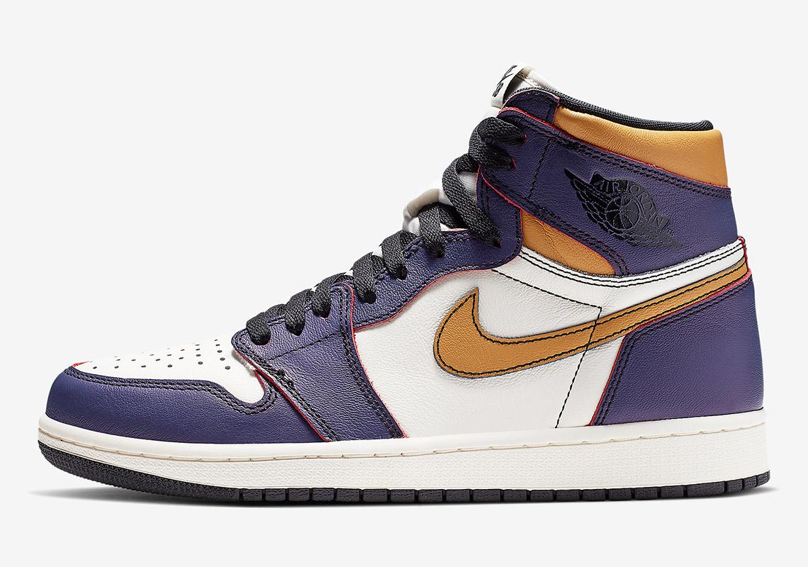 0293d3e348e Jordan 1 SB LA Chicago CD6578 507 Official Images | SneakerNews.com