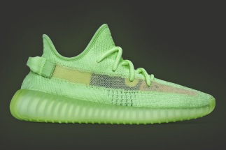 """premium selection 1750a bfc8c Official Images Of The adidas Yeezy Boost 350 v2 """"Glow"""""""