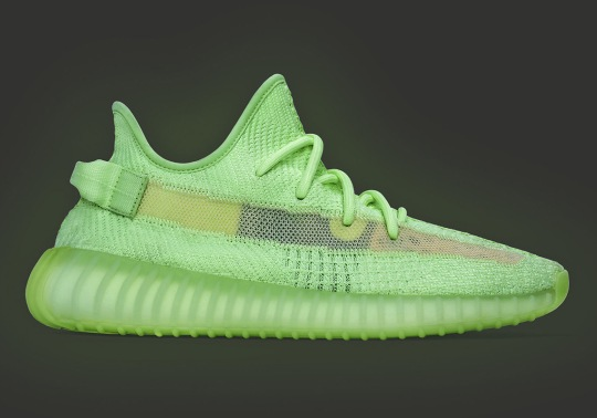 "Official Images Of The adidas Yeezy Boost 350 v2 ""Glow"""
