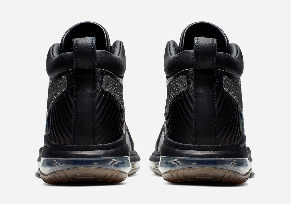 "John Elliott X Nike LeBron Icon ""Triple-Black"" Drops Soon: Official Images"