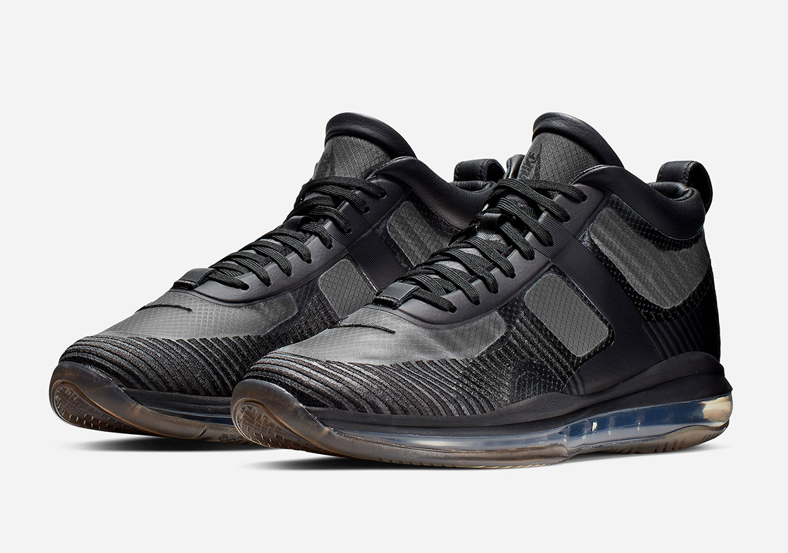 a2c3d4f39a6a Nike Reveals Official Release Info For The John Elliott x Nike LeBron Icon  In Black