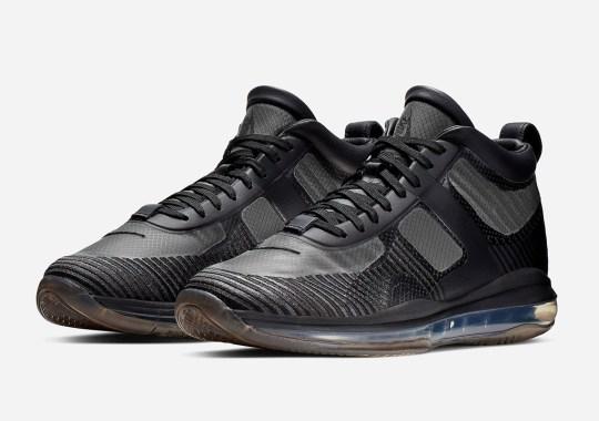 Nike Reveals Official Release Info For The John Elliott x Nike LeBron Icon In Black