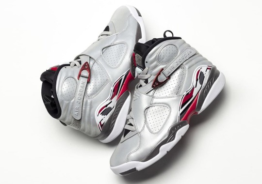 "acd8de2c35ca Detailed Look At The Air Jordan 8 ""Reflections Of A Champion"""