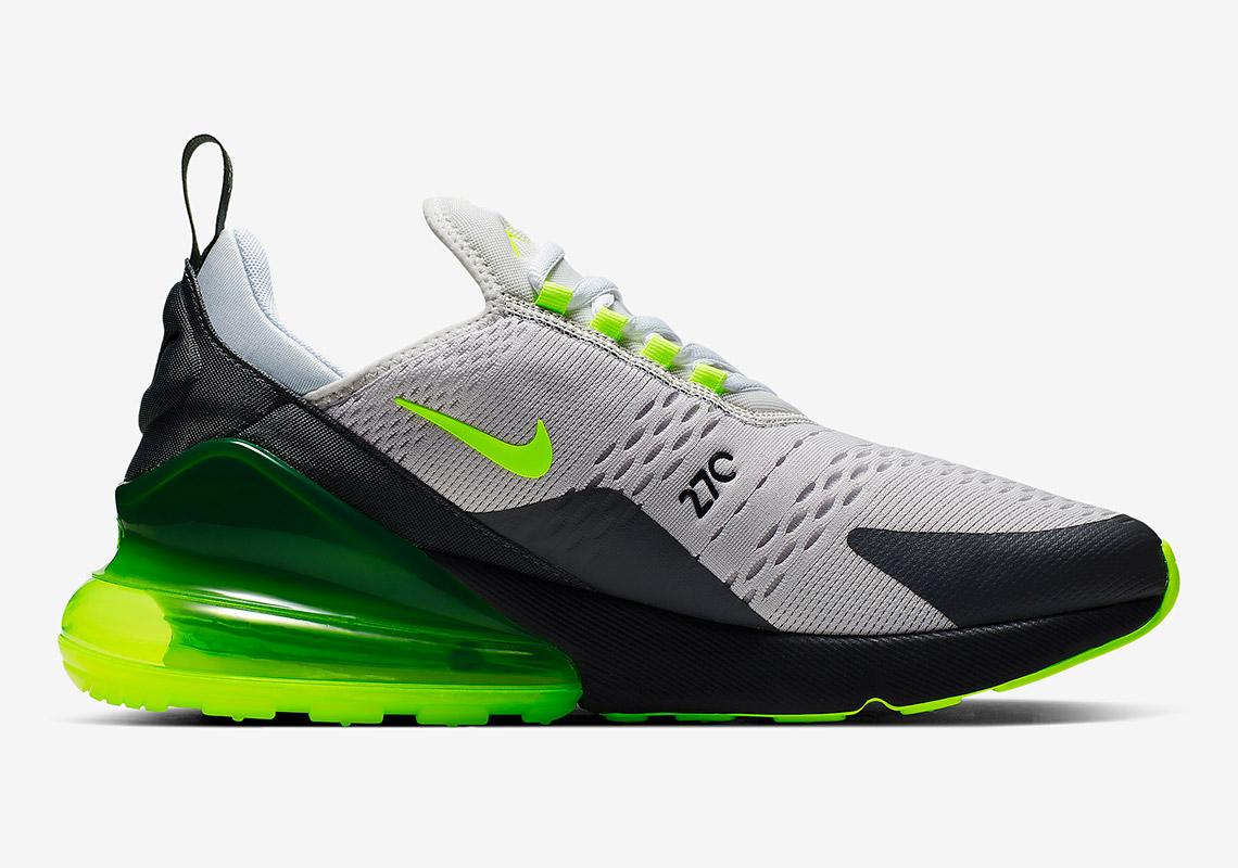 Nike Air Max 270 Volt CJ0550 001