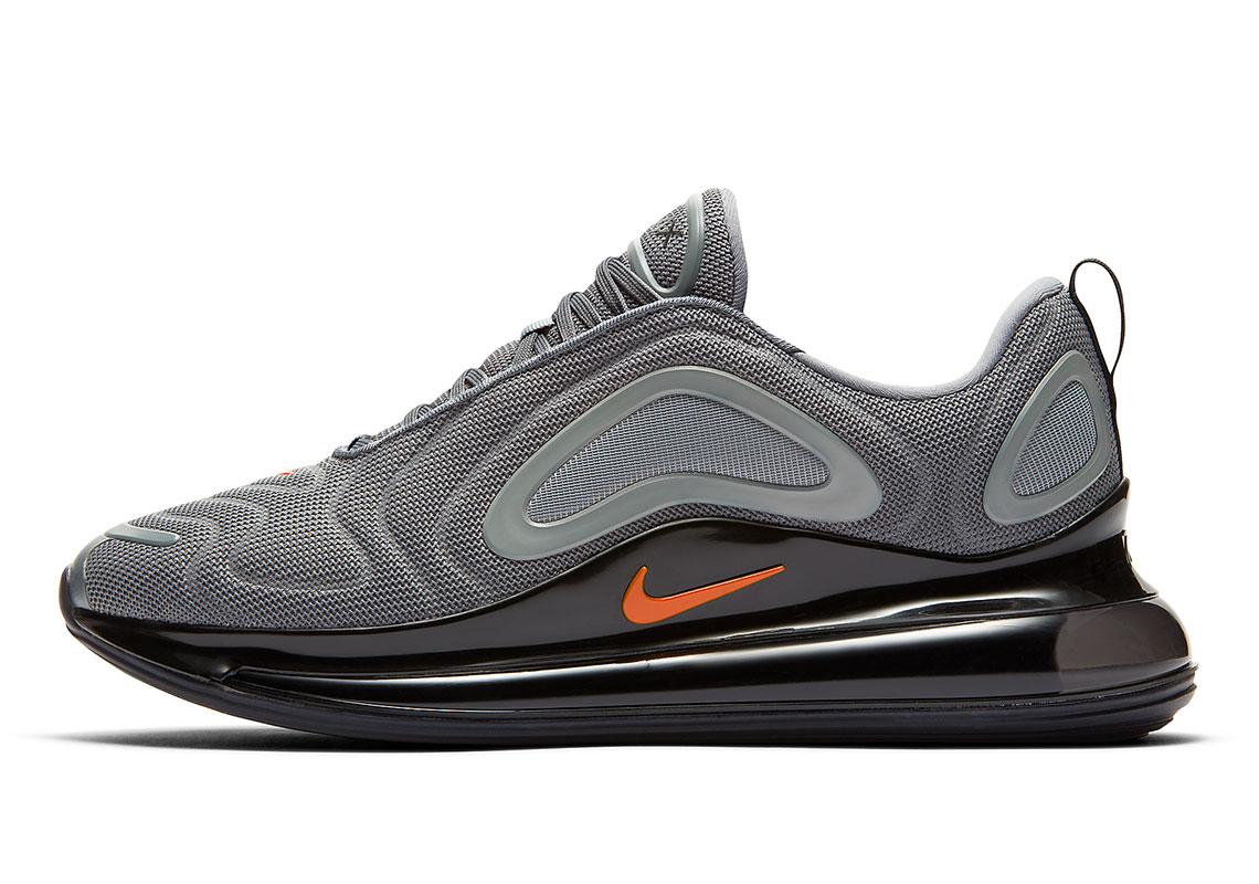 air max 720 orange and grey