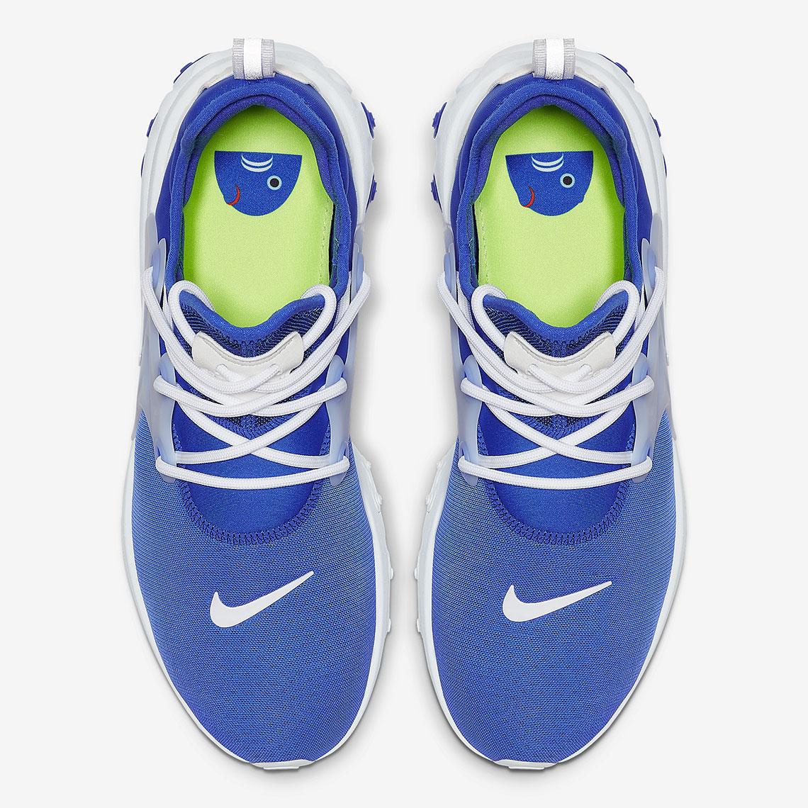 Nike Presto React Hyper Royal AV2605