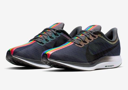 "Where To Buy The Nike Zoom Pegasus Turbo ""Be True"""