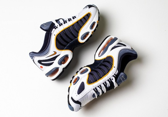 This Original Nike Air Max Tailwind IV Colorway Is Returning On May 30th