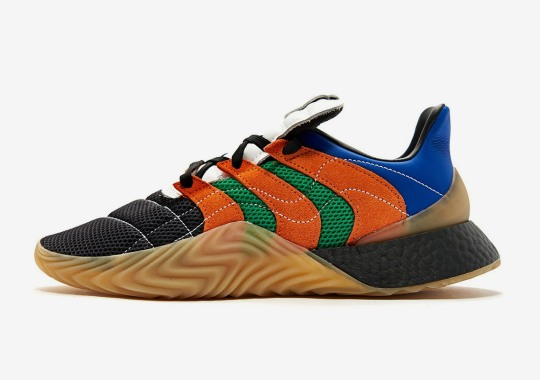 fff3cc33140964 Barcelona-Based Retailer sivasdescalzo Crafts A Colorful adidas Sobakov  Boost