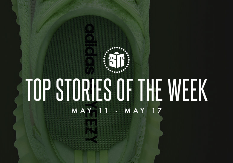 cfbecaef21 Fourteen Can't Miss Sneaker News Headlines From May 11th-May 17th