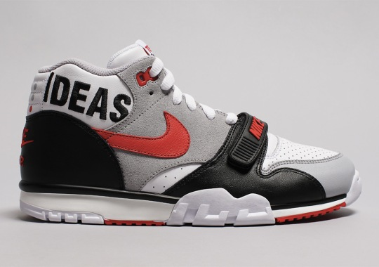 TEDxPortland Celebrates 10th Anniversary By Auctioning 20 Pairs Of The Nike Air Trainer 1
