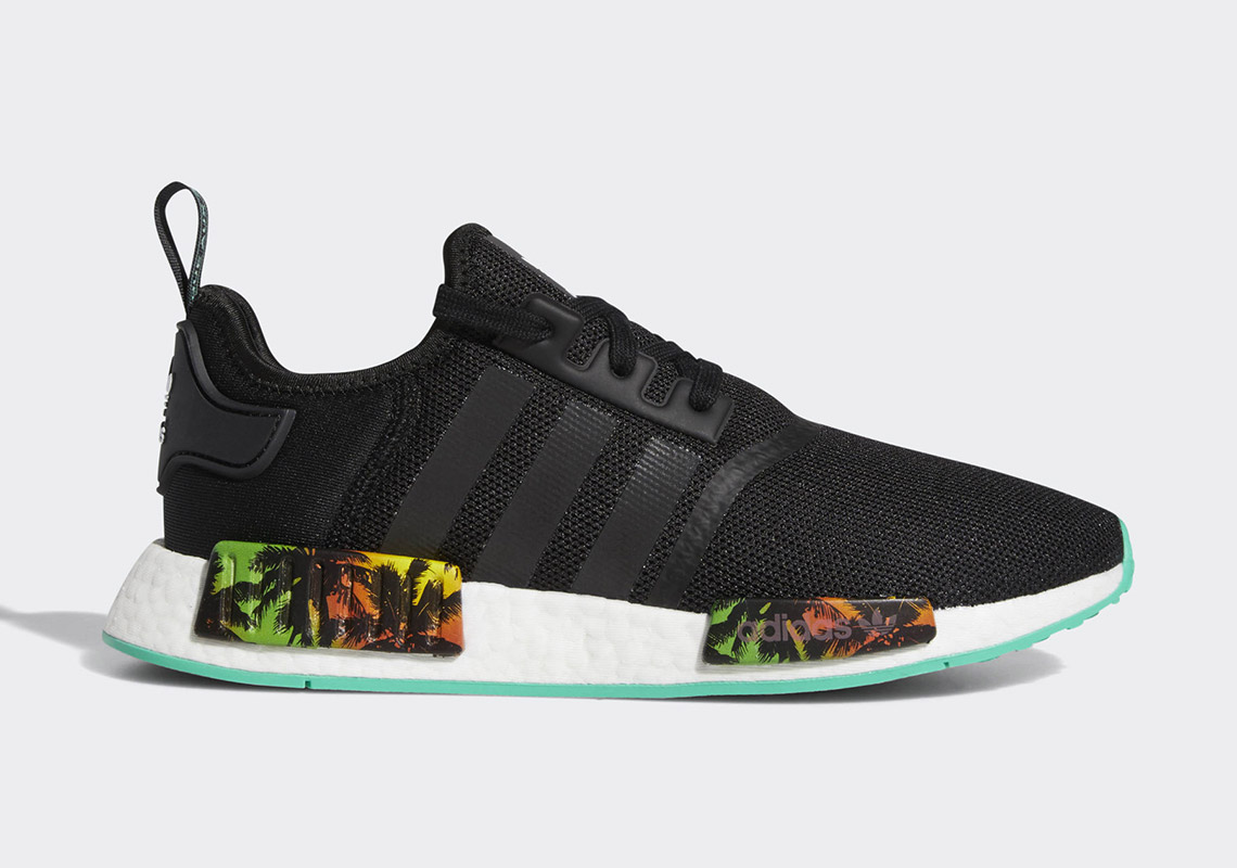 "newest 1e5eb f18f1 The adidas NMD R1 ""Palm Tree"" Is Coming For Summer"