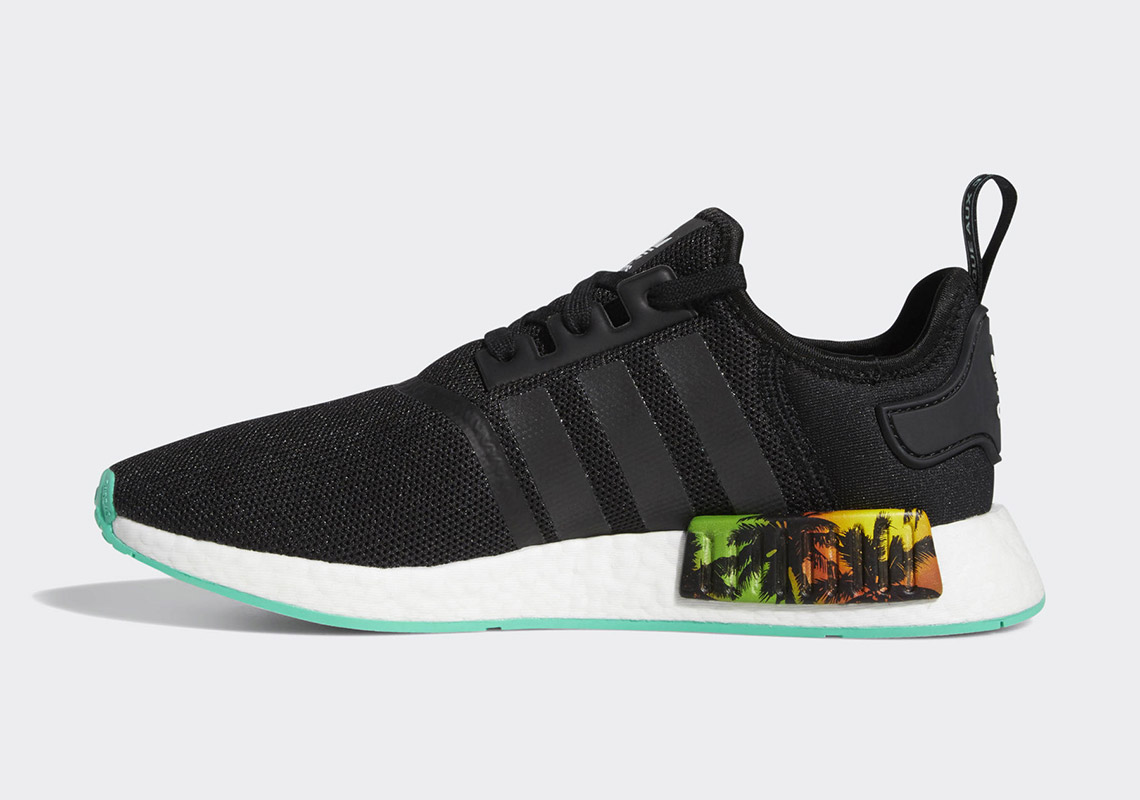 """best website 7226a dce10 The adidas NMD R1 """"Palm Tree"""" Is Coming For Summer - Welcome"""