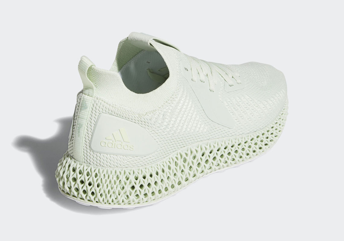 "Adidas Alphaedge 4D ""Aero Green"" Dropping Next Week: Official Detials"