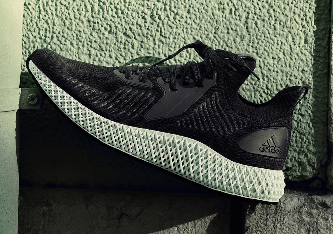 Adidas Alphaedge 4D Parley, une chaussure de running stylée