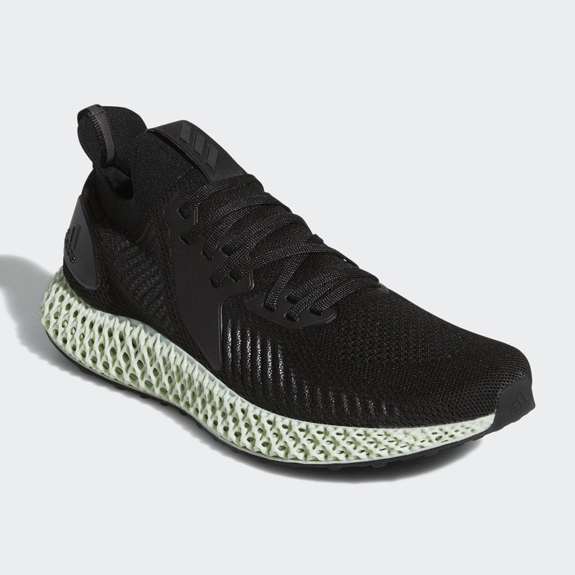De este modo Repelente Descripción del negocio  adidas Alphaedge 4D EF3454 EF3453 Release Date | SneakerNews.com