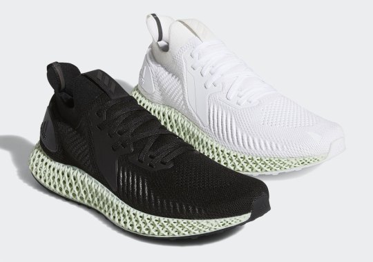 An Updated Version Of The adidas Alphaedge 4D Futurecraft Is Dropping Soon