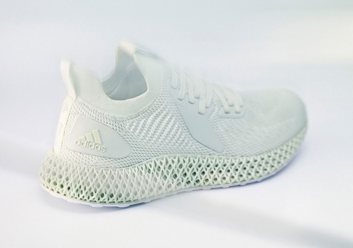adidas Alphaedge 4D Parley + Triple White Release Date | SneakerNews.com