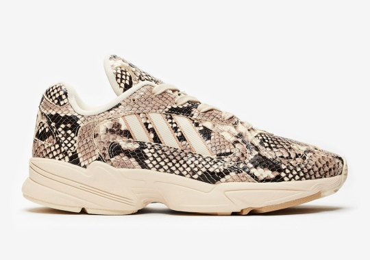 b43935e5f8d997 adidas Consortium Presents A Yung-1 In Full Snakeskin