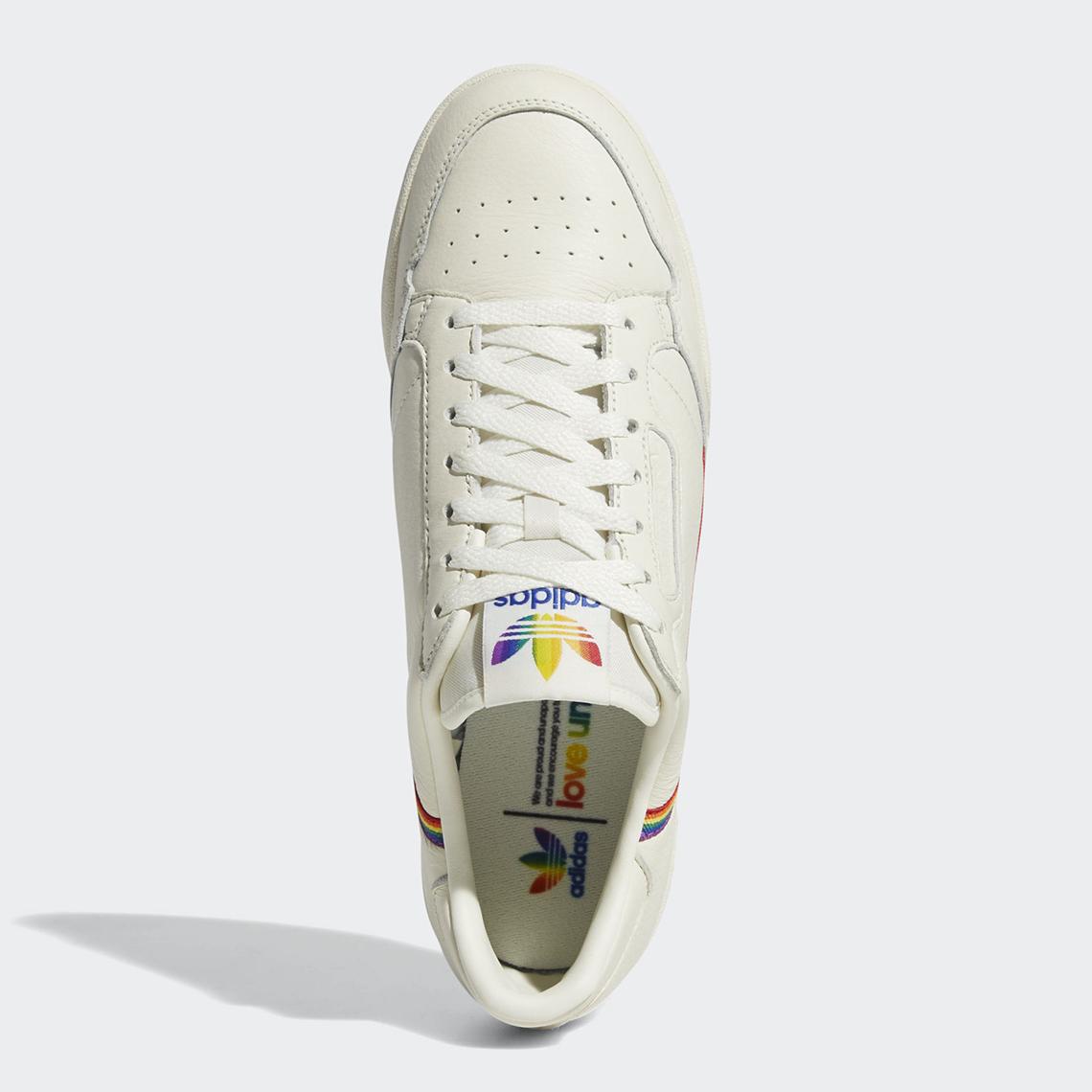 Mensajero dentro de poco Conquistar  adidas Continental 80 Pride EF2318 Release Date | SneakerNews.com