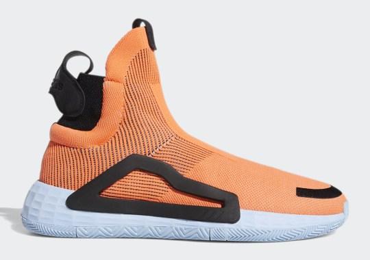 adidas N3XT L3V3L Gets Bright With Hi-Res Coral