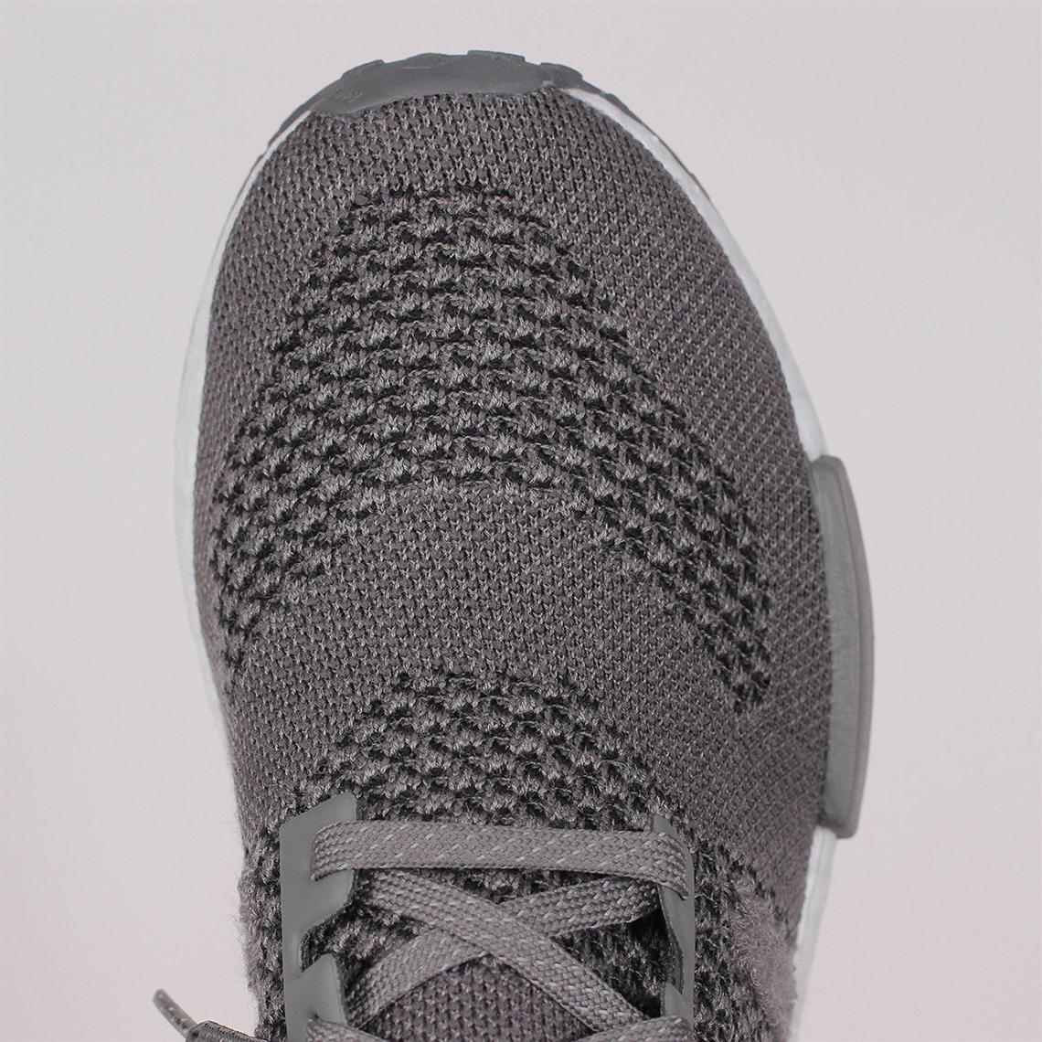 adidas NMD R1 Primeknit Ash Grey EE3650
