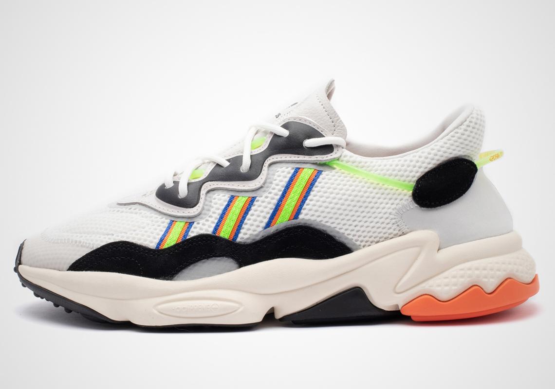 Adidas Ozweego X Model Pack EF9627 Release Date