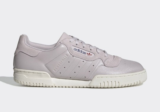 The adidas Powerphase Brings The Subtle Hues With Ice Purple