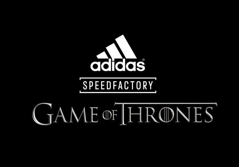 Game Of Thrones adidas Speedfactory