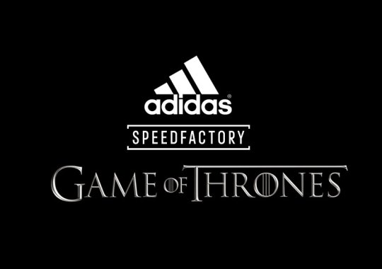 Game Of Thrones x adidas AM4GOT Speedfactory Releasing On May 25th