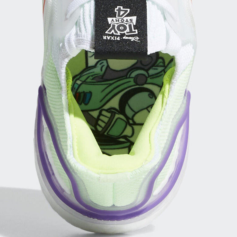 Toy Story 4 adidas Ultra Boost 19 Buzz