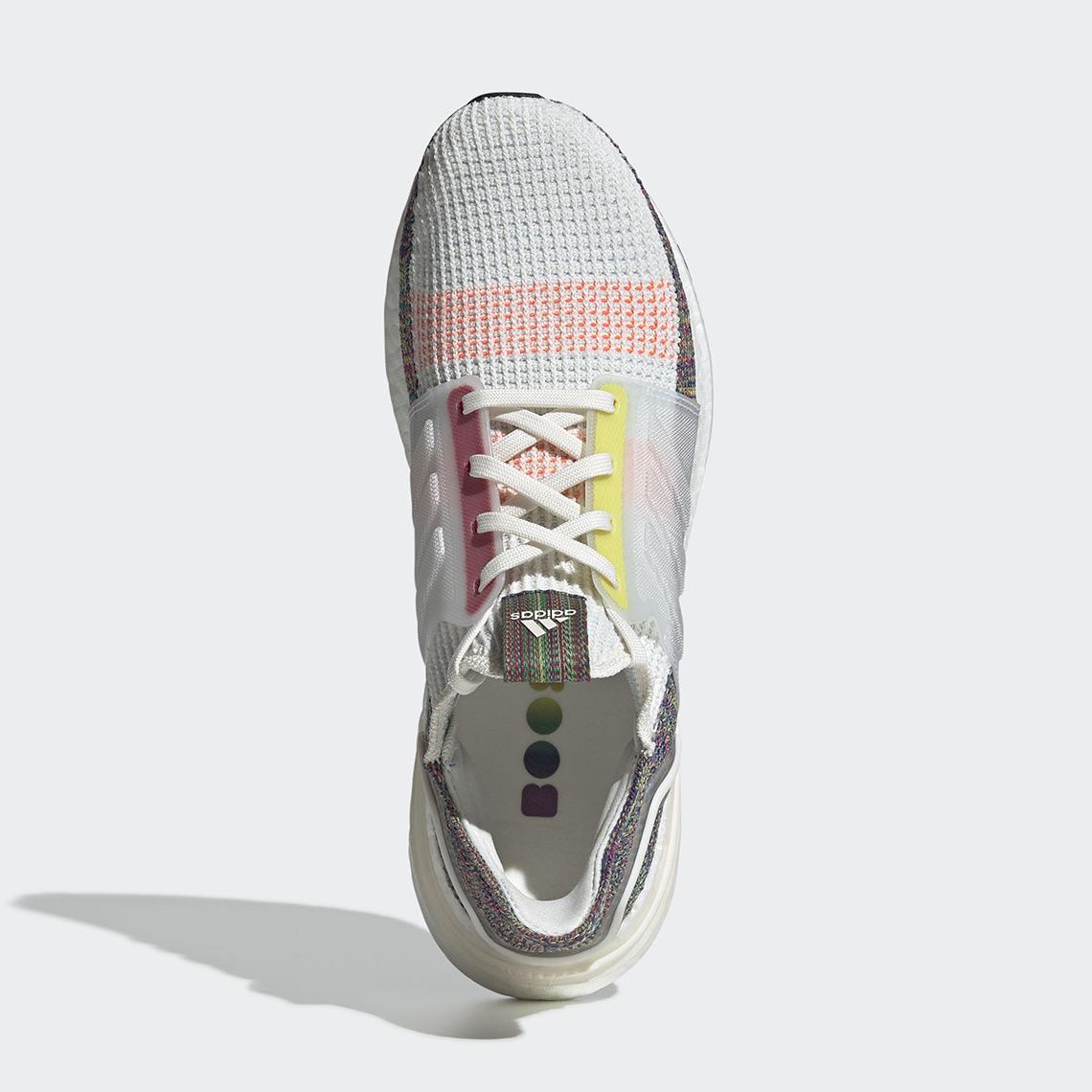 "Adidas UltraBoost 2019 ""Pride"" Celebrates The LGBT Community"