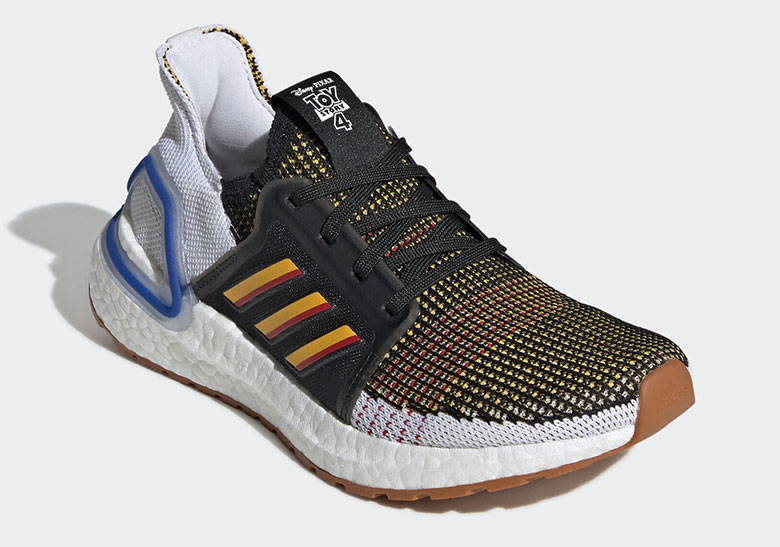 Toy Story 4 adidas Ultra Boost 19 EF0934 Release Date