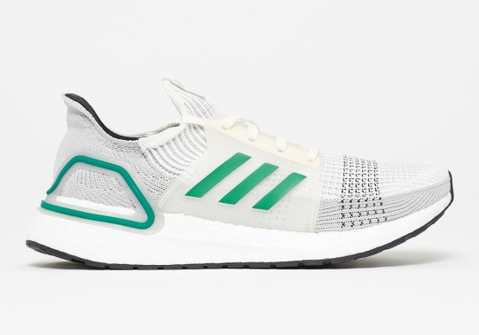 The adidas Consortium Ultra Boost 19 Adds Classic Green Accents