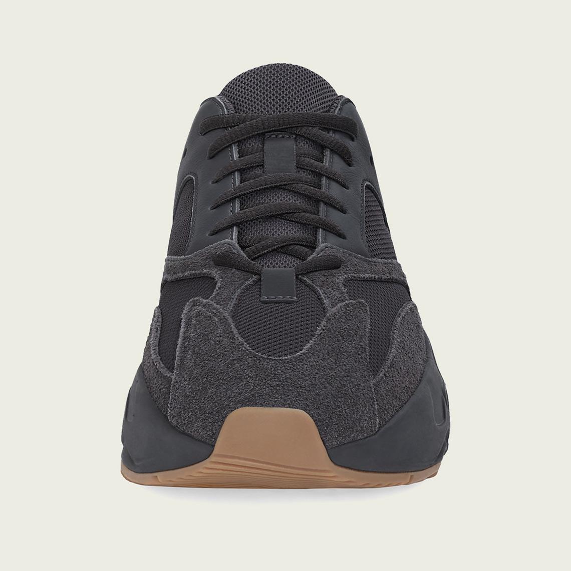 hot sale online 5d39e 19d24 adidas Yeezy 700 Utility Black FV5304 Release Date ...