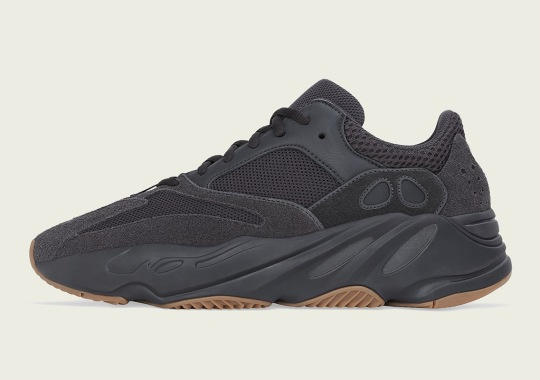 "adidas Yeezy Boost 700 ""Utility Black"" Releases On June 29th"