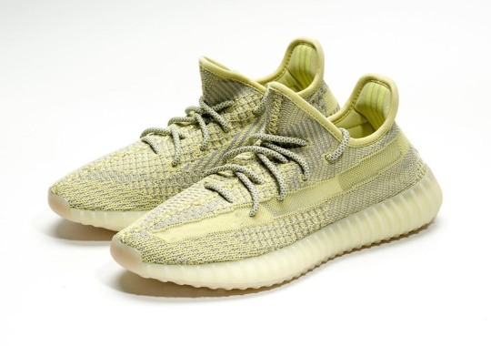 "The adidas Yeezy Boost 350 v2 ""Antlia"" Also Comes Without Heel-Tabs"