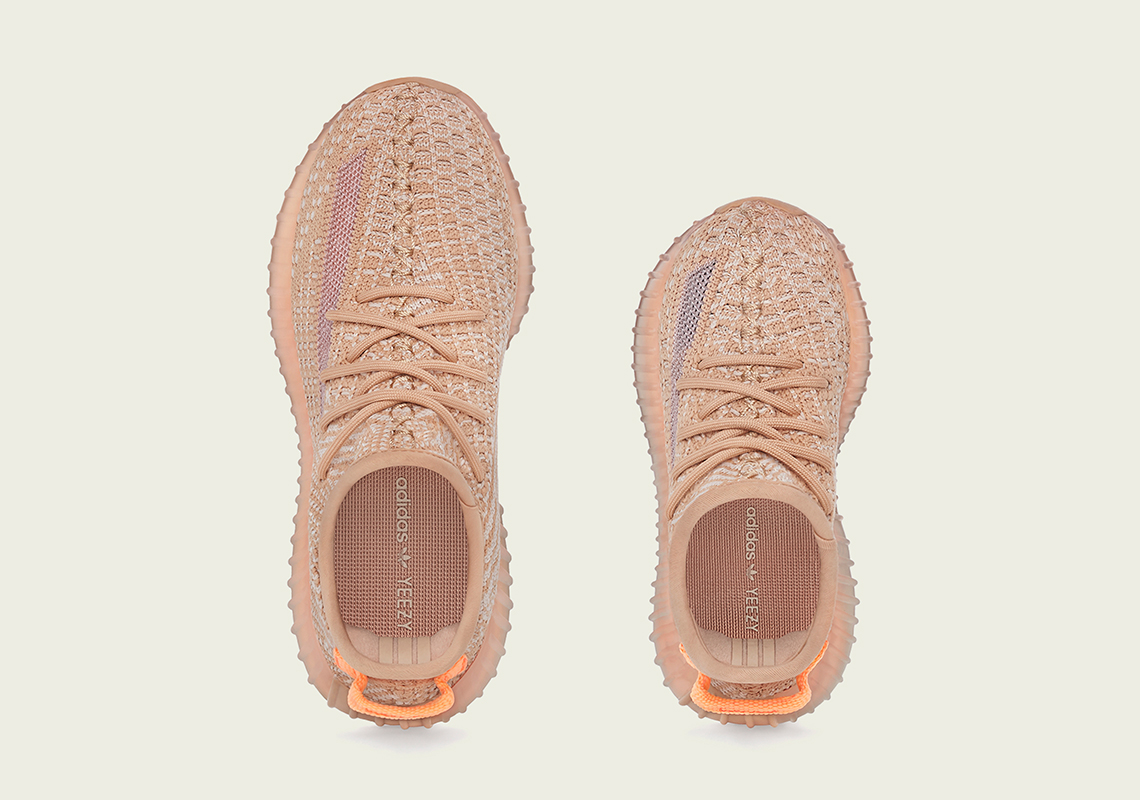 adidas yeezy boost 350 v2 clay sneakersnews