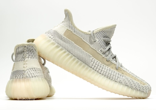 Upcoming adidas Yeezy Boost 350 v2 To Feature No Heel Tab