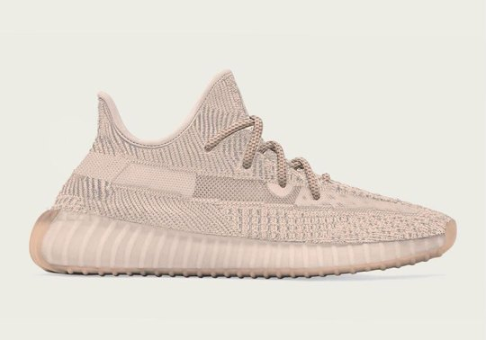 "adidas Yeezy Boost 350 v2 ""Synth"" Revealed"